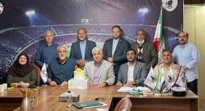 نخستین نشست هیأت مدیره کانون مربیان فوتبال ایران در سال ۱۴۰۰ برگزار شد
