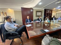 نشست اعضای هیات مدیره کانون مربیان فوتبال ایران و رئیس فدراسیون فوتبال صبح امروز در دفتر رئیس فدراسیون برگزار گردید