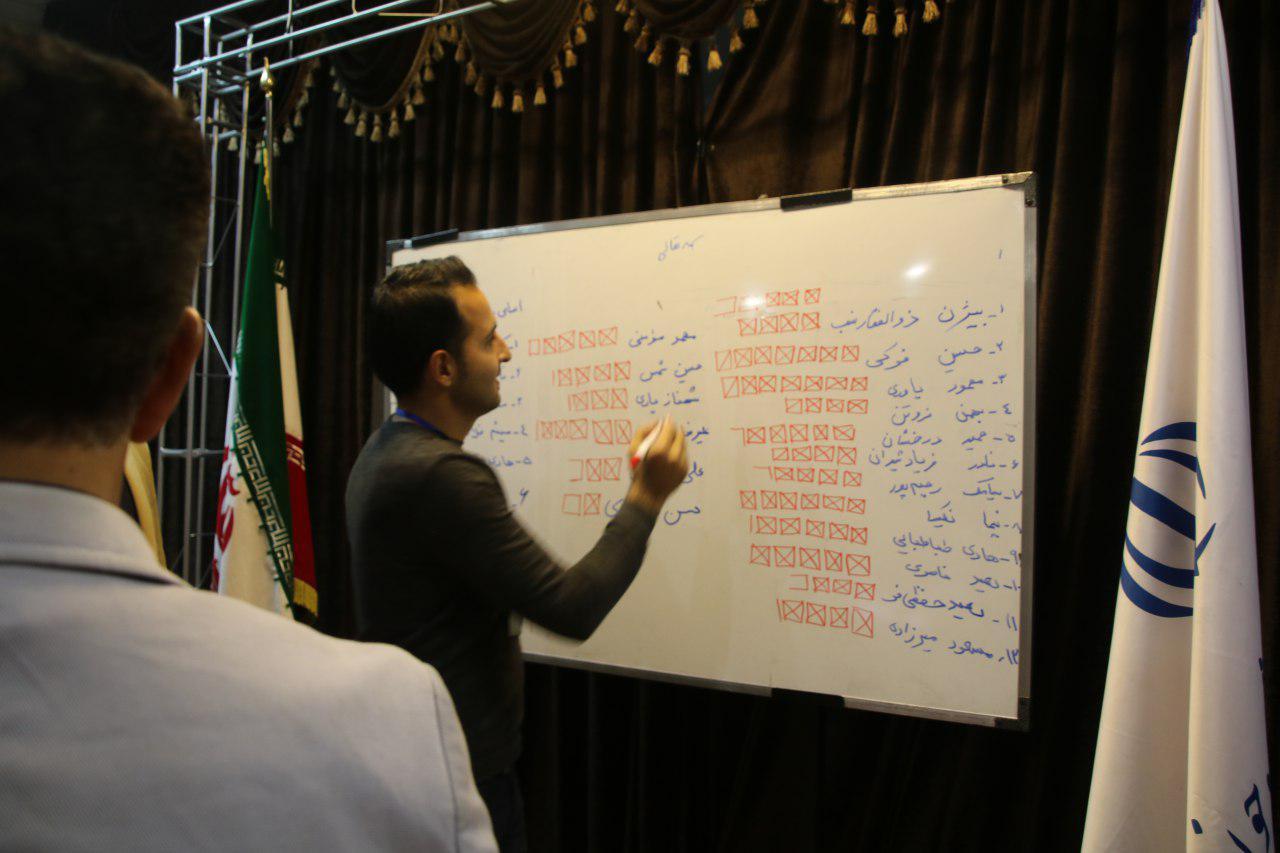 مجمع انتخاباتی هیات مدیره و بازرسان کانون مربیان فوتبال ایران در آبان ماه 1398