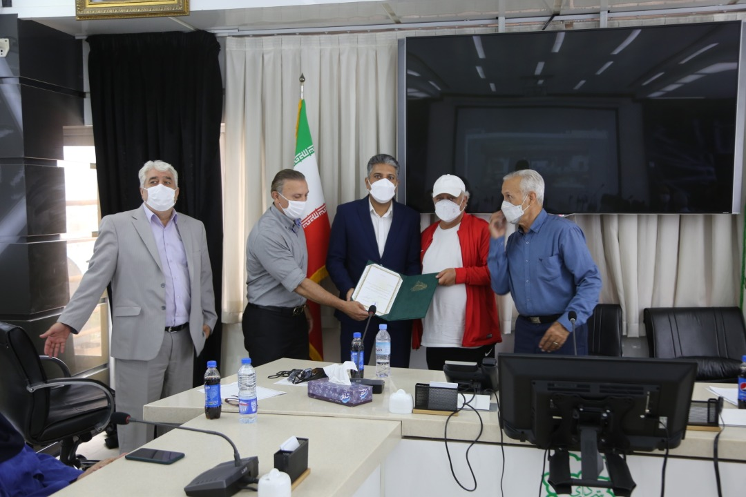 انتصاب آقای علیرضا ابراهیمی به سمت رئیس کمیته فناوری،اطلاعات و روابط عمومی